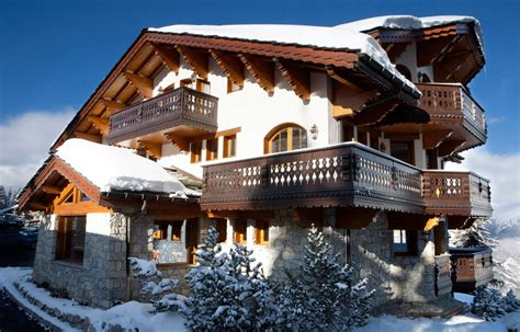 les deux chalets courchevel luxury chalet and apartment accommodation in courchevel
