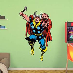 classic thor wall decal shop fatheadr for thor decor With fathead wall decals