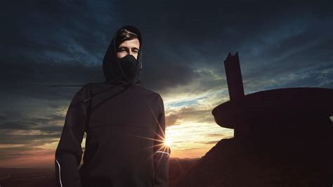Wallpaper Alan Walker, 4k, Music, #10343