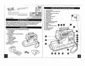 Mga Entertainment Bratz Sew Stylin Sewing Machine 1 2 User
