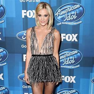 Carrie Underwood's Look at the Idol Finale Is a Total ...