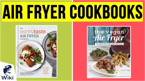 fryer air cookbooks