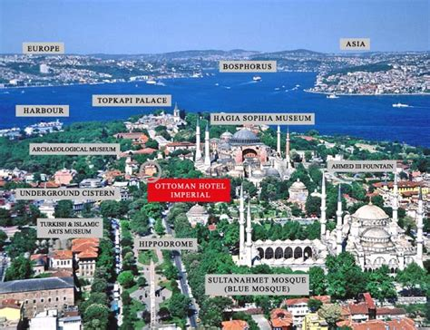 Ottoman Hotel Istanbul by Maps For Ottoman Hotel Imperial