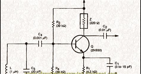 Build Crystal Controlled Reflection Oscillator Circuit