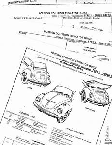 1971 1972 1973 1974 1975 Volkswagen Vw Super Beetle Parts