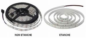Ruban Led Adhésif : kit ruban led rgb 5050 10 30m inovatlantic ~ Edinachiropracticcenter.com Idées de Décoration