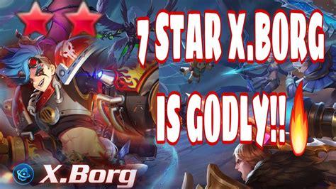 star xborg gameplaymobile legends adventure youtube