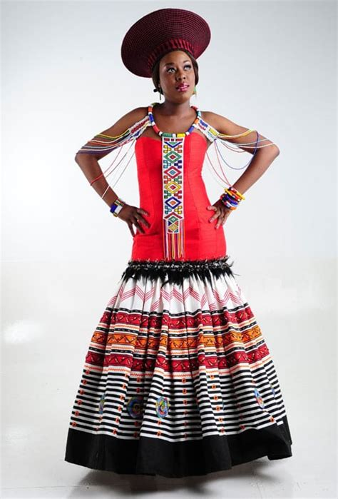 16 Traditional Wedding Dresses By Shifting Sands African