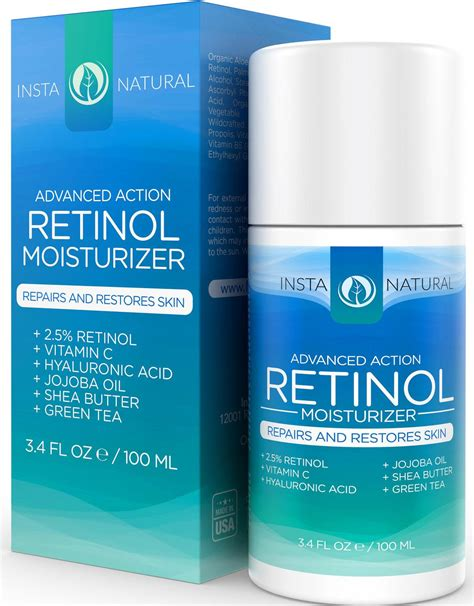 best facial moisturizers, anti aging cream with retinol