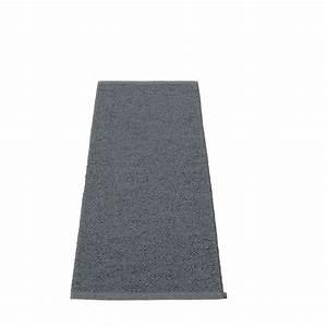 Granit Pflastersteine Größen : pappelina svea teppich granit metallic viele gr en 60 cm breit mit umgen hter kante ~ Buech-reservation.com Haus und Dekorationen