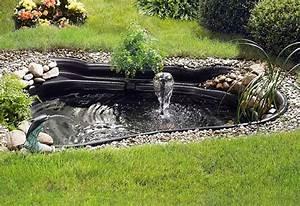 Kleine Gartenteiche Beispiele :  ~ Whattoseeinmadrid.com Haus und Dekorationen