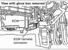 Repair Guides Component Locations Electronic Control