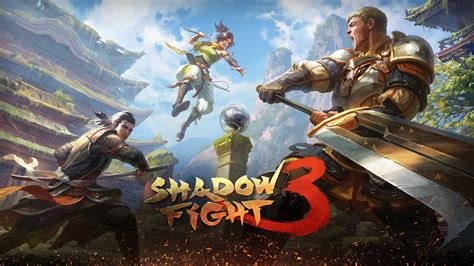 shadow fight 3 android apps on play