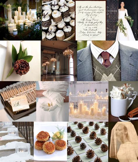 winter wedding decoration ideas on a budget