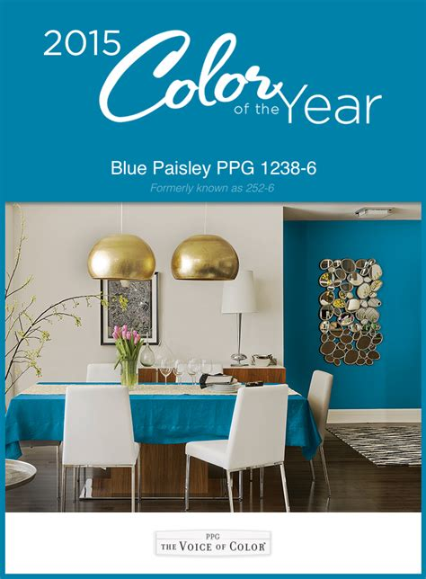 paint color of the year 2015 the 2015 paint color of the year presented by voice of color