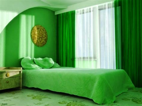 Bedroom  Mint Green Colored Bedroom Design Ideas To