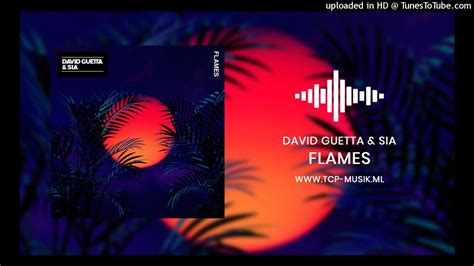 Flames (audio) Pop 2018