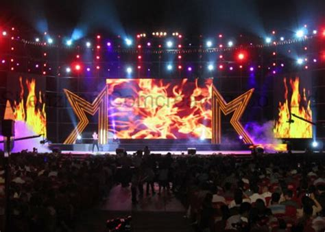 concert background indoor stage led screen wall video
