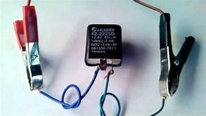 Electronic Led Relay Flasher