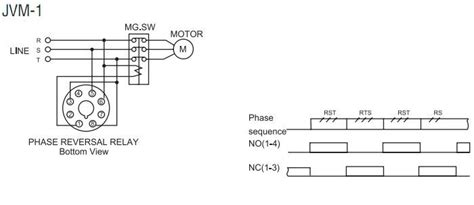 jvm 1 phase sequence phase failure protection device cnsn buy phase sequence phase failure