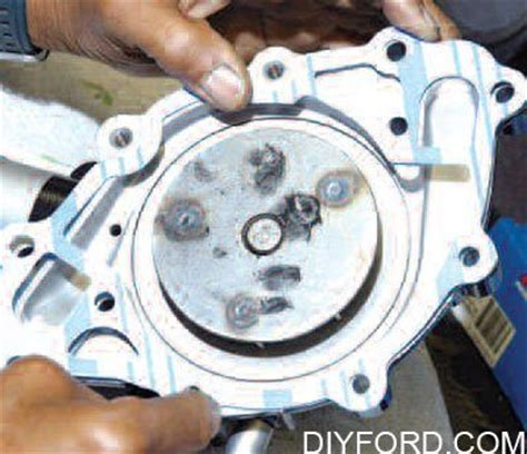 ford small block engine interchange guide cooling system