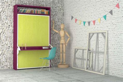 lit escamotable bureau intégré armoire lit escamotable aphrodite avec bureau integre
