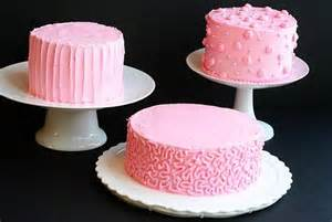 Buttercream Frosting Cake Decorating Ideas