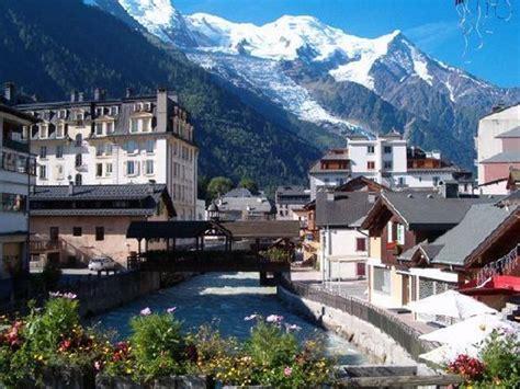 chamonix mont blanc tourist destinations