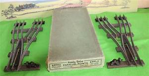 Hornby Series O Gauge Parellel Points Electrical Manual