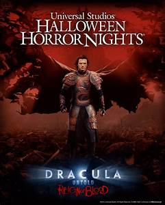 Halloween Horror Nights 2014 to Feature Dracula Untold and ...