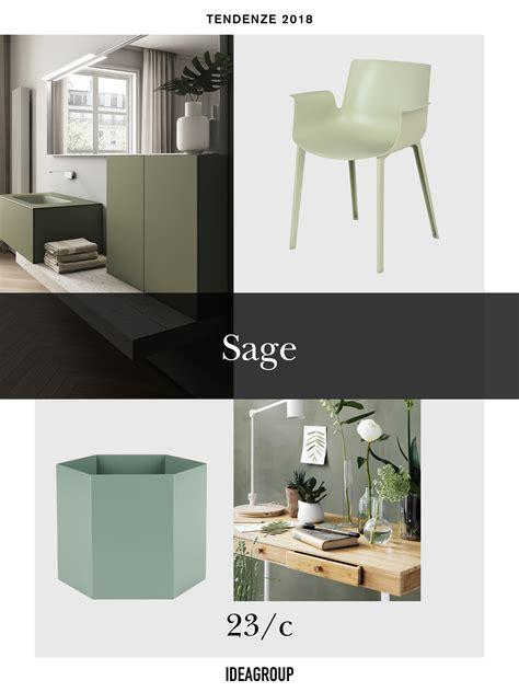 Bagno Verde Salvia by Verde Salvia Il Colore Arredamento 2018 Ideagroup