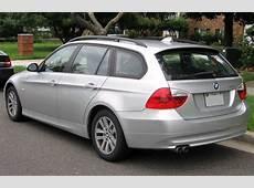 2007 BMW 328i Sports Wagon Automatic US E91 related