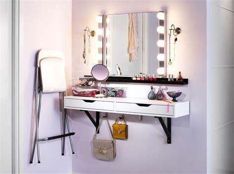 coiffeuse pour chambre ado les 25 meilleures idées concernant coiffeuse avec miroir