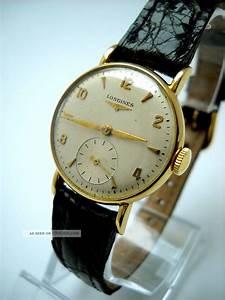 Retro Uhr Damen : vintage longines 18k gold damen uhr kleine sekunde ~ Markanthonyermac.com Haus und Dekorationen