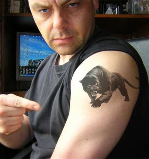 panther tattoos handsome  stylish tattoo ideas