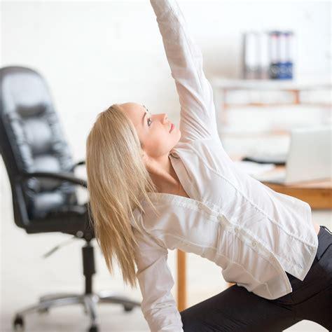 exercices au bureau les 10 meilleurs exercices pour bouger au bureau adulte