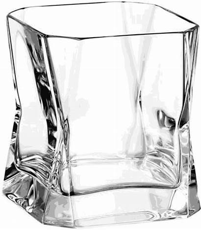 Glass Clipart Clip Glasses Tumbler Transparent Drinking