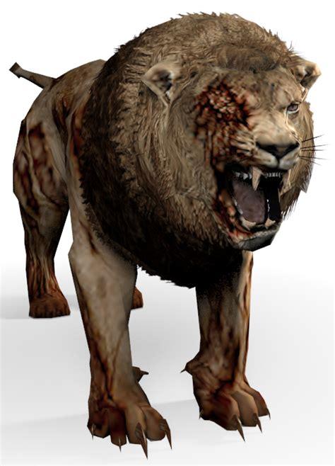 zombie lion resident evil wiki fandom powered  wikia