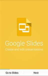 Google Slides  Android