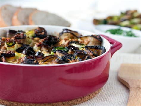 aubergine grillen braten gefuellt rezepte