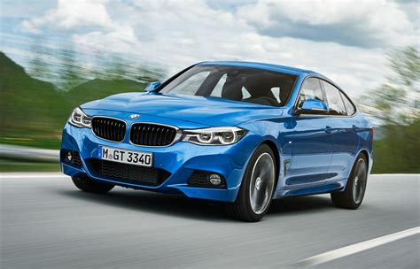 2017 Bmw 3series Gran Turismo Preview