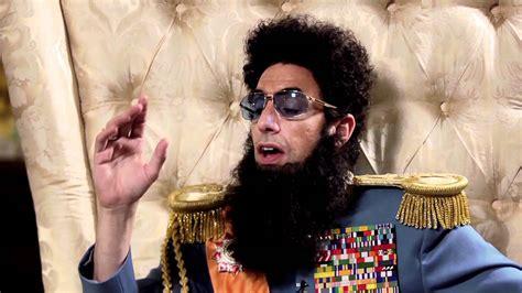 dictator sacha baron cohen  stephen harper