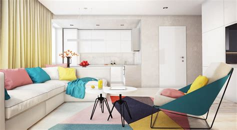 Four Interiors By Juliya Butova four interiors by juliya butova home designing