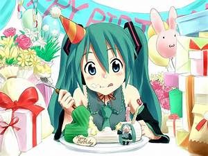 Feliz cumpleaños Hatsune Miku!! Anime en Español