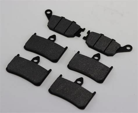 Motorcycle Sintered Disc Front Rear Brake Pads For Honda