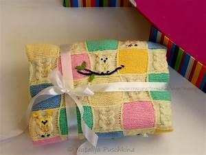 Decke Für Kinderwagen : eulen decke stricken strickmuster baby decke ~ Yasmunasinghe.com Haus und Dekorationen