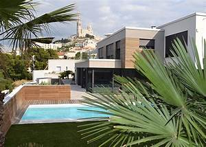 realisations paysagistes jardins et terrasses a With amenagement exterieur maison individuelle 6 amenagement terrasse prestige marseille 13008 creation d