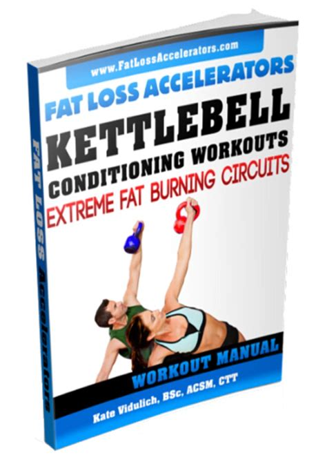 kettlebell conditioning workouts bundle workout package value accelerator