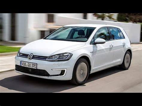 vw  golf review youtube