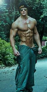 Hottest Male Fitness Models